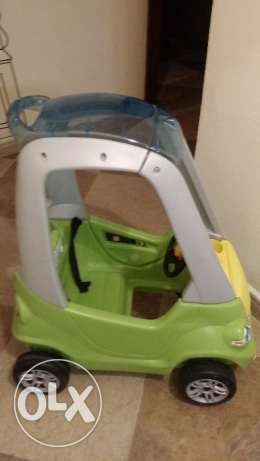 Baby and toddler car