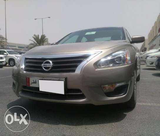 Brand New Nissan - Altima S Model 2016 الدوحة الجديدة -  1