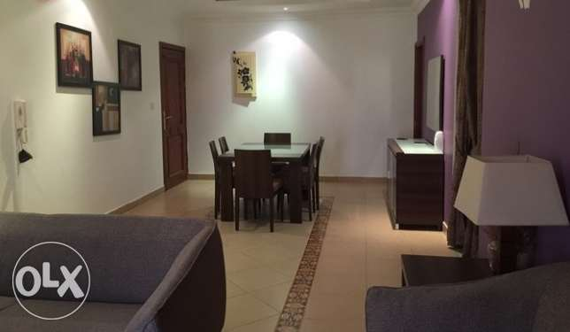 2 Bedroom in Al Sadd Fully Furnished Apt