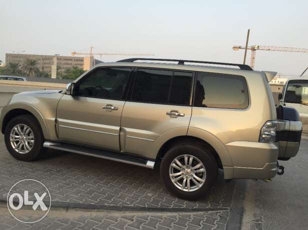 Pajero 2015 model, 3.8L (Full Option, Gold Edition) for urgent sale