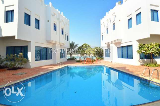 Spacious 5 Bed Villa in West Bay Lagoon