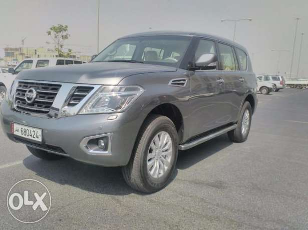 Brand New Nissan - PATROL SE T2 Model 2017 الدوحة الجديدة -  1