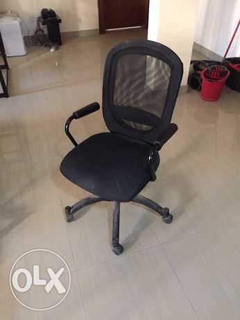 IKEA FLINTAN office chair 6pc 1200qr