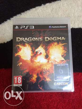 Cd ps3 dragon's dogma