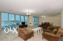 Large three bedroom+maid apartment located in the famous Zig Zag Tower