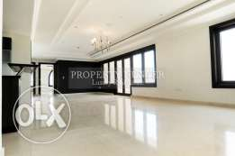 Excellent 3+Maid Apartment in The Pearl