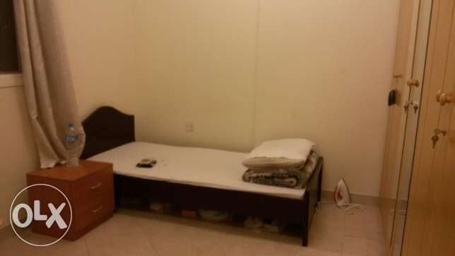 Room and one bed space avaliable for executive.