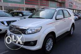 Brand new Toyota - fortuner Model 2015
