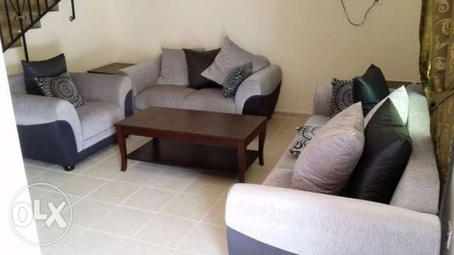 3 BR U/F Compound Villa near garafa LULU