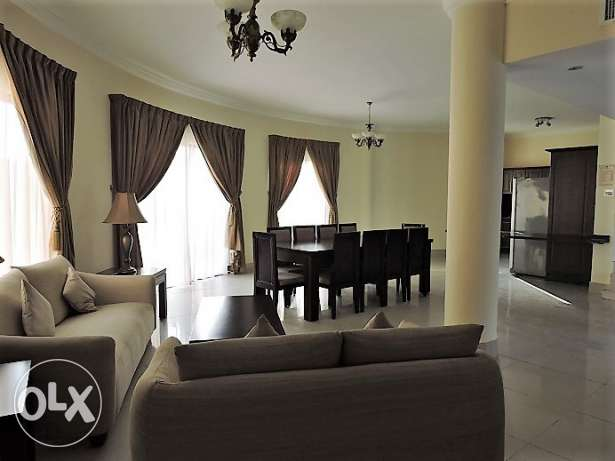 Available 4+BHK Furnished with Private Pool in Ainkhalid