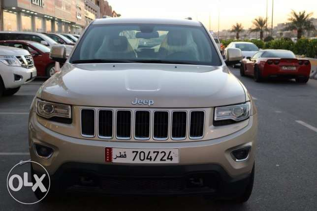 NEW Jeep Grand Cherokee Laredo 2014