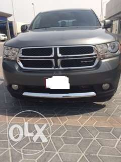 Dodge Durango 2012 in mint condition