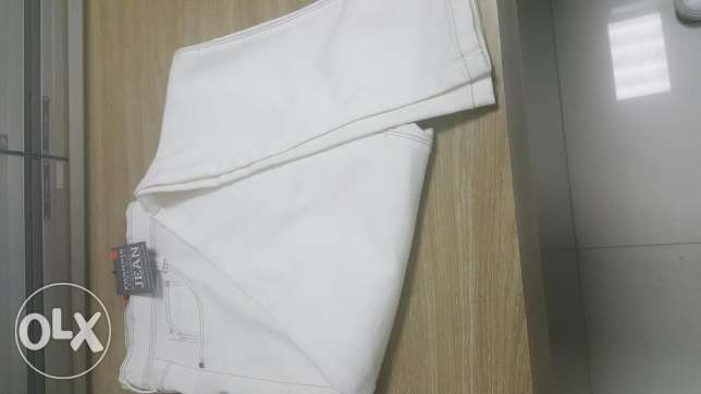Dorothy perkins white pant size 12