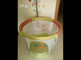 Playpen in excellent condition.