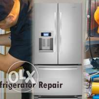 Refrigerator washing machine and a/c repair services all maintenance