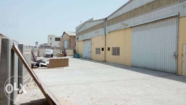 Big size warehouse rent at Industrial area