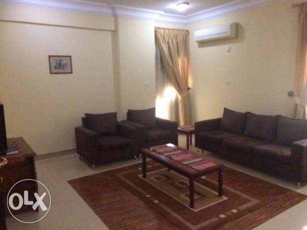 Fully furnished Two bedroom
