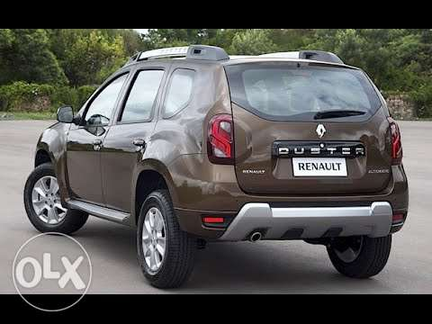2017 Renault DUSTER in monthly payment pkgs.