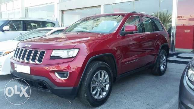 Brand New Jeeb - Grand Cherokee Laredo - 3600 CC Model 2015 الدوحة الجديدة -  1