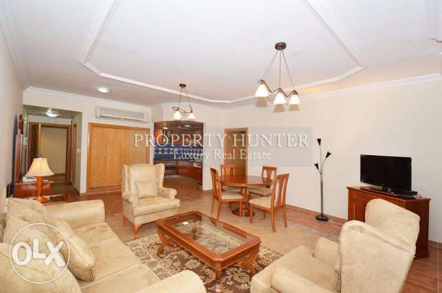 Perfectly Furnished 1 Bedroom in West Bay