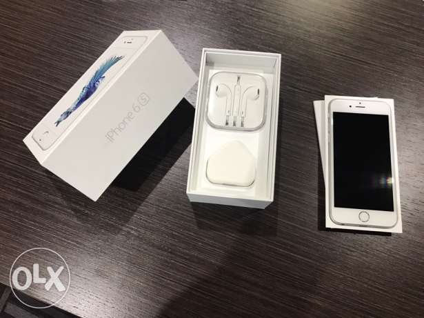 Brabd new iPhone 6S 128GB