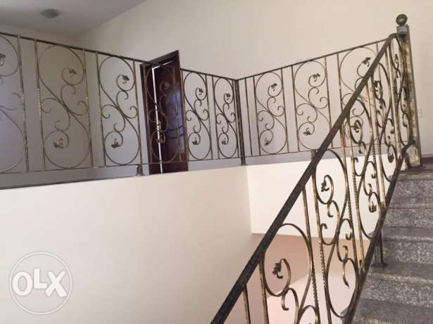 4 Bhk Spacious Stand alone villa in Markhiya المرخية -  1