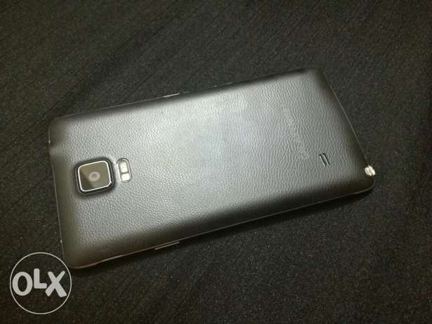 Samsung galaxy Note 4 black color
