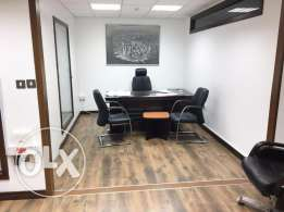 Fully Furnished, 30/Sqm 1 Room Office At Corniche