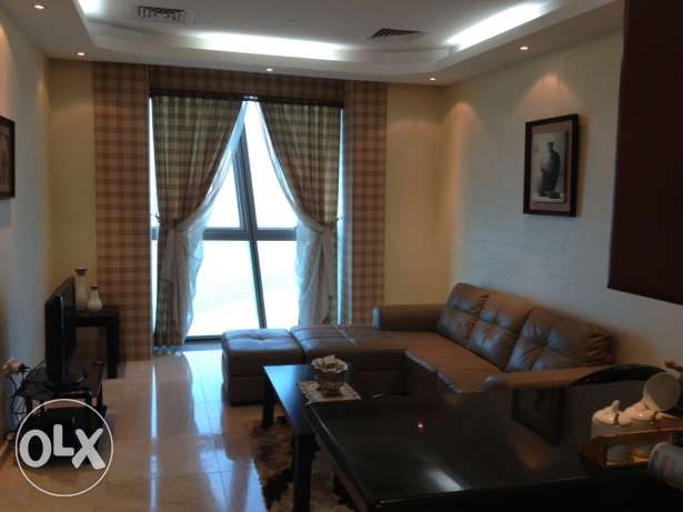 2 BHK F/F Flat in Zigzag Tower 4 Rent
