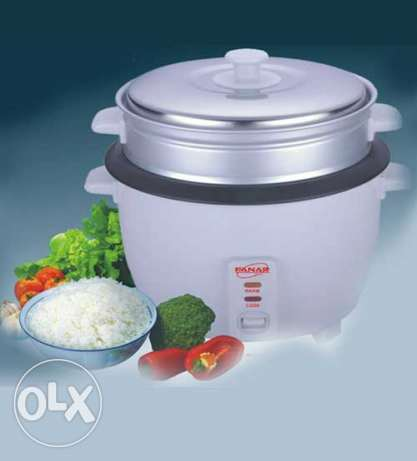 Electronic Rice Cooker 2,8 Liter NEW