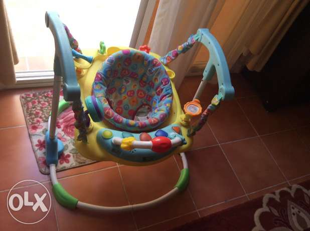 Creative baby jumperoo , bouncer for sale