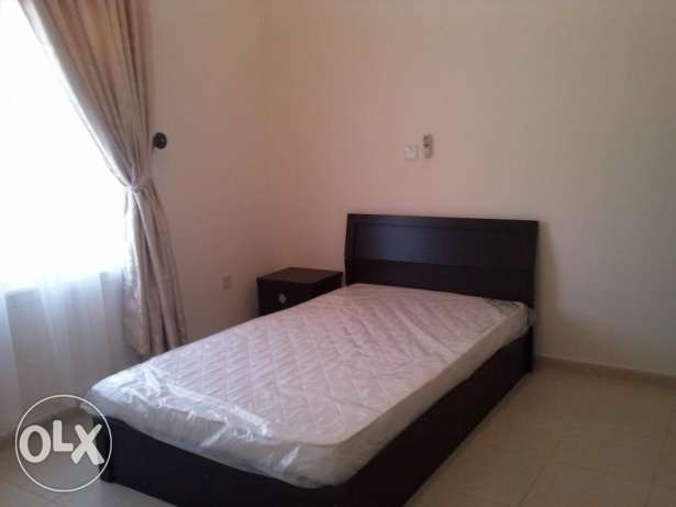 fully furnished 1 bedroom flat avaliable at hilal area near lulu hyper