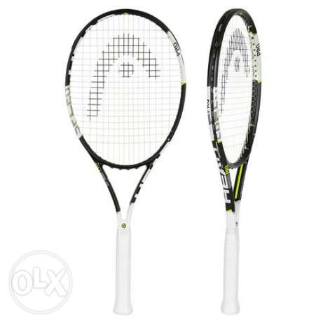 3 months used 3 Head speed pro 2016 rackets
