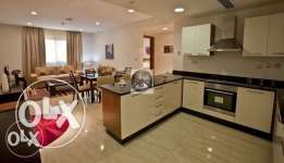 Luxury FF 2-BHK Apartment in Bin Mahmoud/ House Keeping
