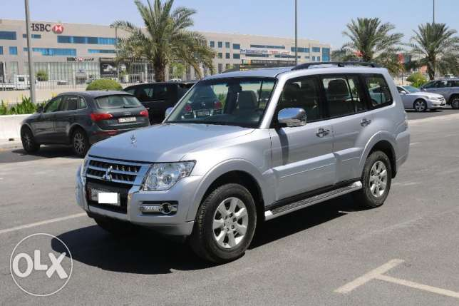 Mitsubishi - Pajero 2015 - Full option