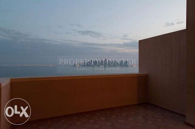 Full Sea view 2 Bedrooms Prime Apartment الؤلؤة -قطر -  7