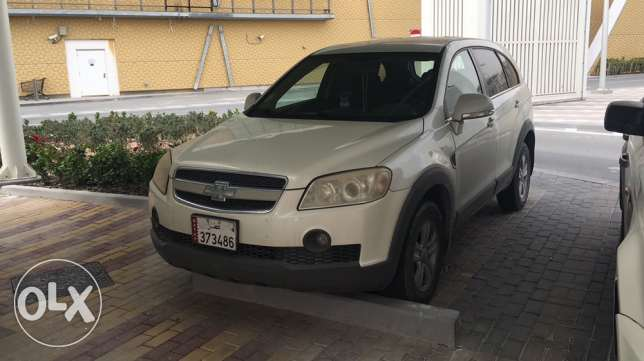 captiva 2007 for sale or swap