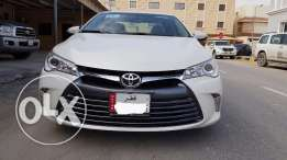 Toyota camry 2016 full option. lowest miellage 4400km only. negotiate