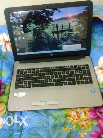 HP LAPTOP just like new