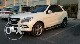 Mercedes-Benz ML350 Model 2013