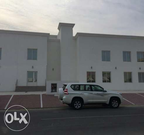 a brand new villa for medical center in alziziya for rent