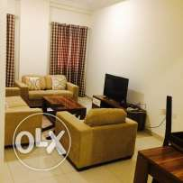Brand new 2 bhk fully furnished flat in najma for family