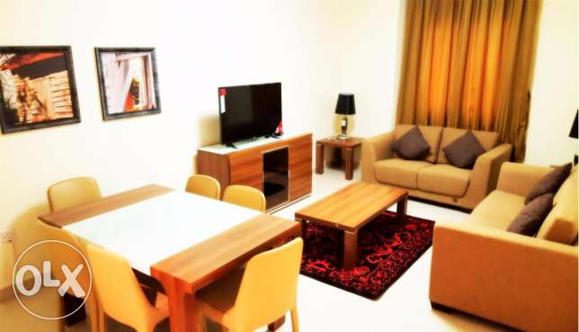 Brand New Luxurious 2-Bhk Fully Furnished Apartments