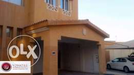 SF 5-BR Villa in AL Gharrafa Pool/Gym +2-FREE MONTHS