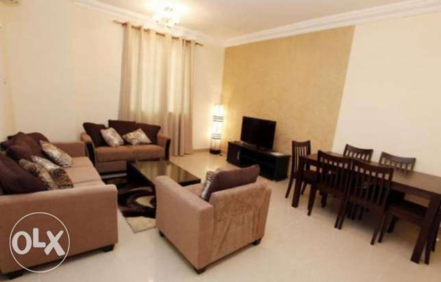 Furnished 2bedrooms doha al gadida
