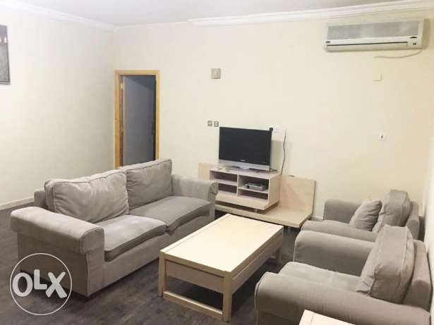 Fully Furnished, 2-Bedroom Flat in Al Nasr