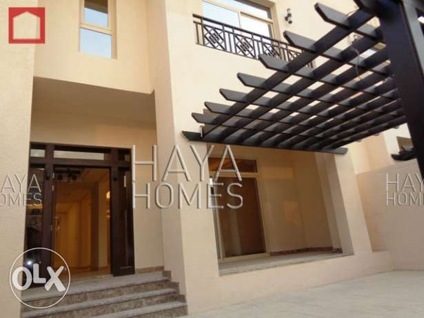 VERY HIGH QUALITY stand alone villas in ABU HAMOUR for 17K أبو هامور -  2