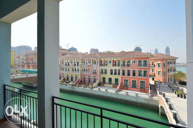 Open Sea & Canal View in 3 Bed Chalet