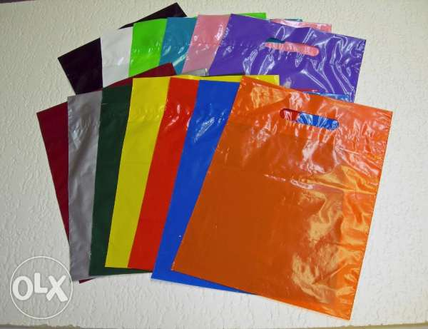 Plastic Bag Manufacturing and Printing Services