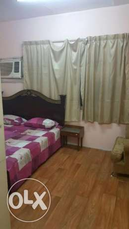 Fully furnished 1BHK FLAT in al WAKRA at 3500 QAR
